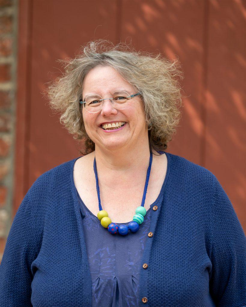 Portrait von Kerstin Mock-Hofeditz (2021)