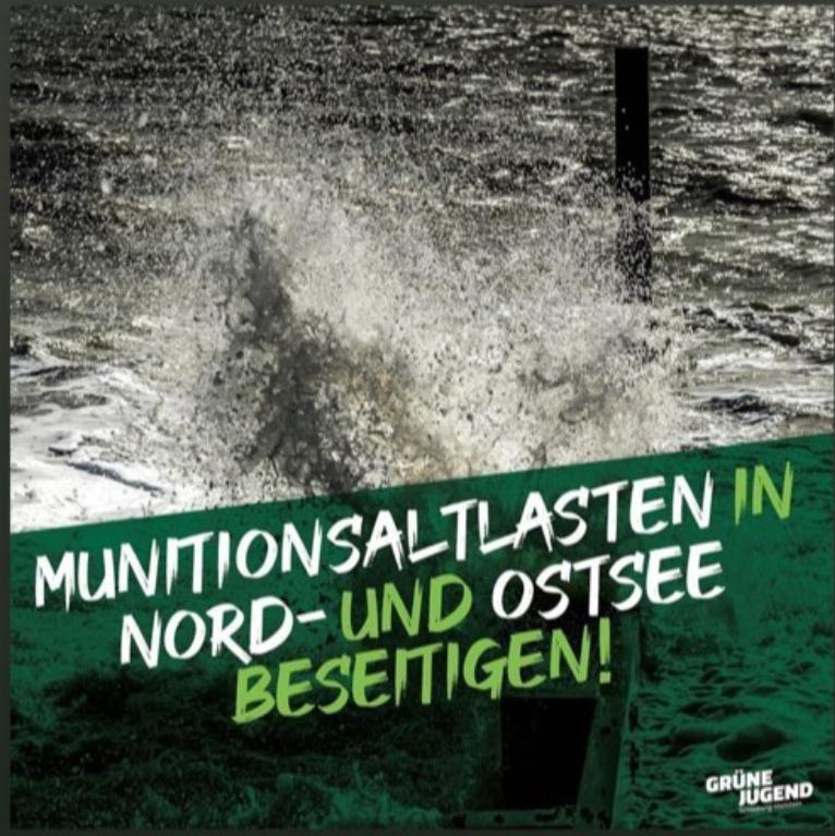 Mit präziser Kartierung und Risikogewichtung zu einer effektiven Räumung von Munitionsaltlasten im Meer