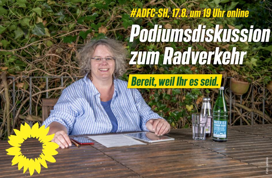 Fahrradland Schleswig-Holstein – Verkehrswende Bundestagswahl?